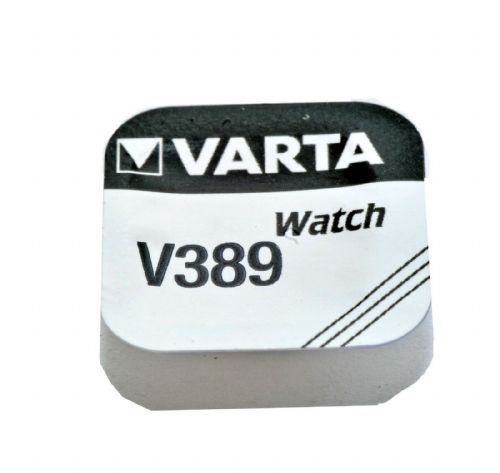 Varta V389 SR54 SR1130W Silver Oxide Watch Battery 1.55v [1-Pack]